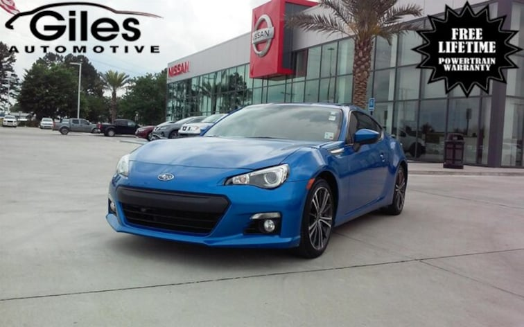 Used 2015 Subaru BRZ Limited Coupe in Lafayette