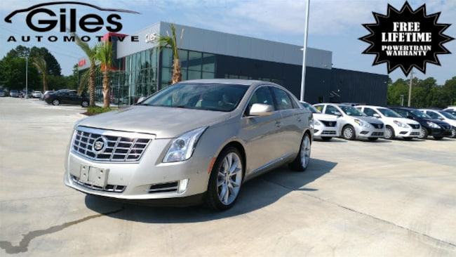 Used 2015 Cadillac Xts For Sale At Giles Nissan Opelousas Vin