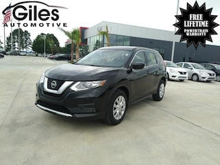 new 2018 Nissan Rogue S SUV in Lafayette