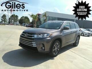 used 2017 Toyota Highlander XLE V6 SUV in Lafayette