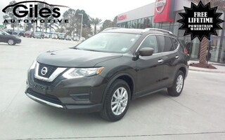 used 2017 Nissan Rogue SV SUV in Lafayette