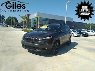 used 2016 Jeep Cherokee Latitude FWD SUV in Lafayette