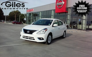 new 2019 Nissan Versa 1.6 SV Sedan in Lafayette