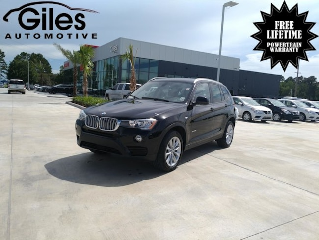 Used 2017 BMW X3 sDrive28i SAV For Sale Lafayette, Louisiana