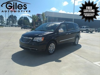 used 2016 Chrysler Town & Country Limited Van LWB Passenger Van in Lafayette