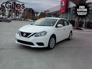 new 2019 Nissan Sentra S Sedan in Lafayette