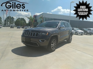 used 2017 Jeep Grand Cherokee Limited RWD SUV in Lafayette