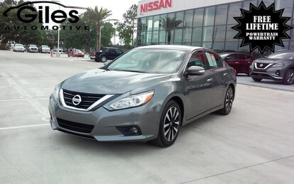 Giles Nissan Lafayette La >> Used 2018 Nissan Altima For Sale At Giles Nissan Lafayette