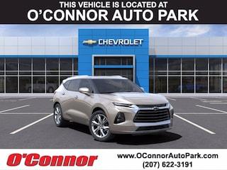 New 2021 Chevrolet Blazer Premier SUV For Sale in Augusta, ME