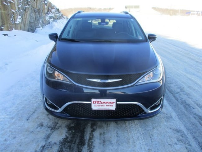 O Connor Chrysler >> Used 2018 Chrysler Pacifica For Sale At O Connor Auto Park Vin