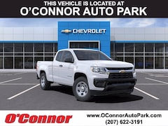 2021 Chevrolet Colorado WT Truck Extended Cab For Sale in Auburn, ME