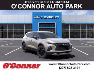 New 2021 Chevrolet Blazer LT w/3LT SUV For Sale in Augusta, ME
