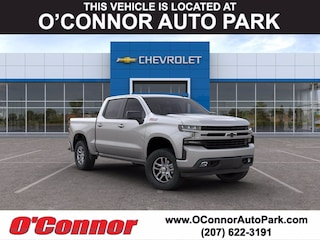 New 2020 Chevrolet Silverado 1500 RST Truck Crew Cab For Sale in Augusta, ME