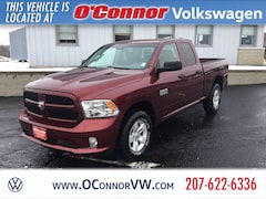 2018 Ram 1500 Express Truck Quad Cab For Sale in Augusta, ME