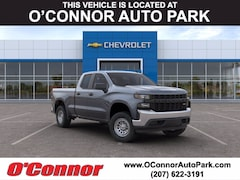 2020 Chevrolet Silverado 1500 Work Truck Truck Double Cab
