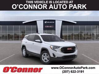 New 2020 GMC Terrain SLE SUV For Sale in Augusta, ME