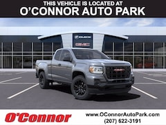 2021 GMC Canyon Elevation Standard Truck Extended Cab For Sale in Augusta, ME