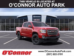 2021 GMC Canyon Elevation Truck Crew Cab For Sale in Augusta, ME