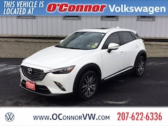 2016 Mazda Mazda CX-3 Grand Touring SUV For Sale in Augusta, ME