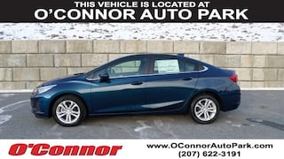 2019 Chevrolet Cruze LT Sedan For Sale in Augusta, ME