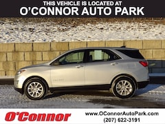 2018 Chevrolet Equinox LS SUV For Sale in Augusta, ME