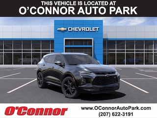New 2021 Chevrolet Blazer RS SUV For Sale in Augusta, ME