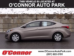 2016 Hyundai Elantra SE Sedan For Sale in Augusta, ME