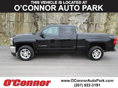 2016 Chevrolet Silverado 1500 LT Truck Double Cab For Sale in Augusta, ME