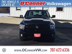 Used 2017 Ram 1500 Express Truck Crew Cab in Augusta, ME