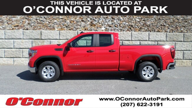 2019 GMC Sierra 1500 Base Truck Double Cab