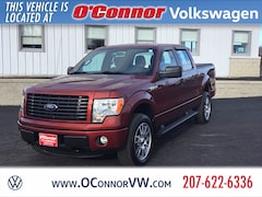 2014 Ford F-150 Truck SuperCrew Cab For Sale in Augusta, ME
