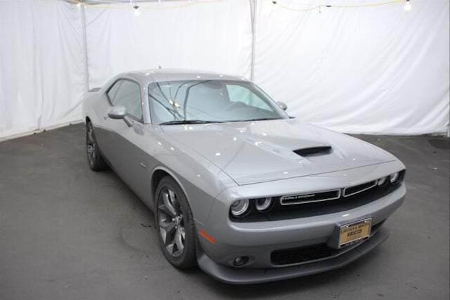 Used 2019 Dodge Challenger R/T Coupe for sale in Olympia WA