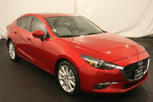 Used 2017 Mazda Mazda3 Grand Touring Sedan for sale in Olympia WA