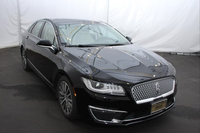 Used 2017 Lincoln MKZ Hybrid Select Sedan for sale in Olympia WA