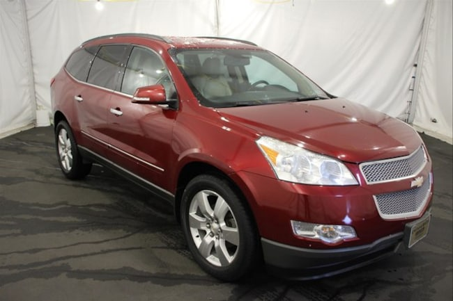 Used 2011 Chevrolet Traverse LTZ SUV for sale in Olympia WA