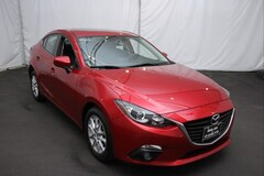 Used 2016 Mazda Mazda3 i Touring Sedan JM1BM1V74G1307913 P19098 for sale in Olympia WA