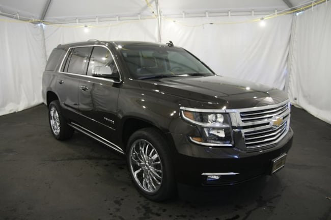 Used 2018 Chevrolet Tahoe Premier SUV for sale in Olympia WA
