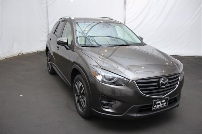 Used 2016 Mazda CX-5 Grand Touring SUV for sale in Olympia WA