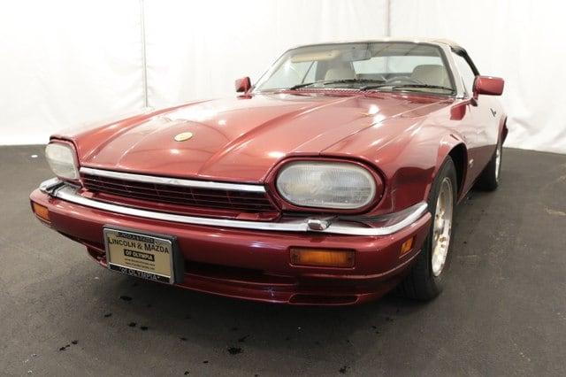1994 Jaguar XJS 2+2 6.0L Convertible