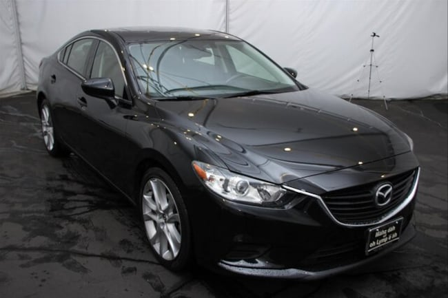 Used Certified 2016 Mazda Mazda6 i Touring Sedan for sale in Olympia WA