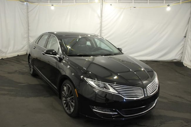 Used Certified 2016 Lincoln MKZ Reserve Sedan for sale in Olympia WA