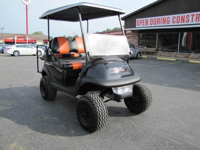 2007 Lincoln Golfcart