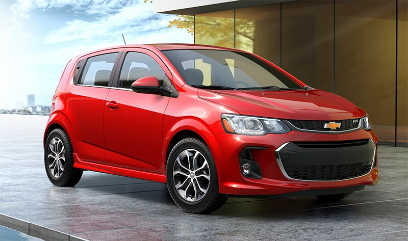 Kbb Names Chevy Sonic To Coolest Affordable Cars List Phillips
