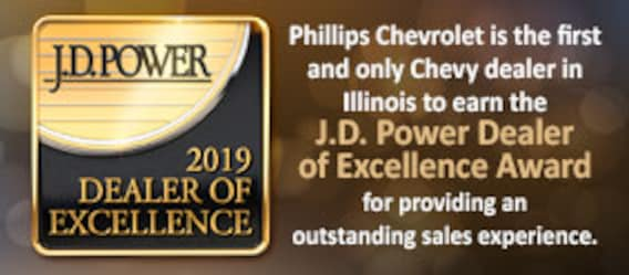 Phillips Chevrolet | Illinois' Largest Chevy Inventory