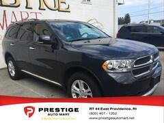 2013 Dodge Durango Crew SUV For Sale in Westport, MA