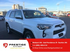 2018 Toyota 4Runner Limited SUV For Sale in Westport, MA