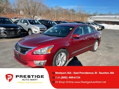 2014 Nissan Altima 4dr Sdn I4 2.5 SV Car For Sale in Westport, MA