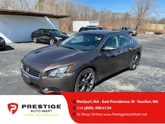 2014 Nissan Maxima 4dr Sdn 3.5 SV w/Sport Pkg Car For Sale in Westport, MA