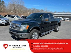 2013 Ford F-150 4WD Supercab 145 XLT Extended Cab Pickup For Sale in Westport, MA