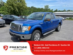 2010 Ford F-150 4WD Supercab 145 XLT Extended Cab Pickup For Sale in Westport, MA